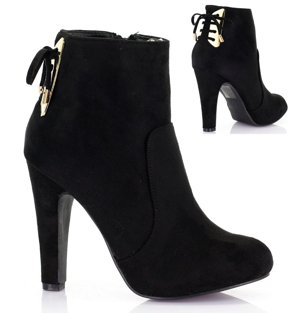 Женские ботинки Pipsie