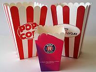 Коробка для попкорна от 1000 шт, фото 1