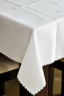 Скатерть пятноотталкивающая 220*160 на прямоугольный стол
