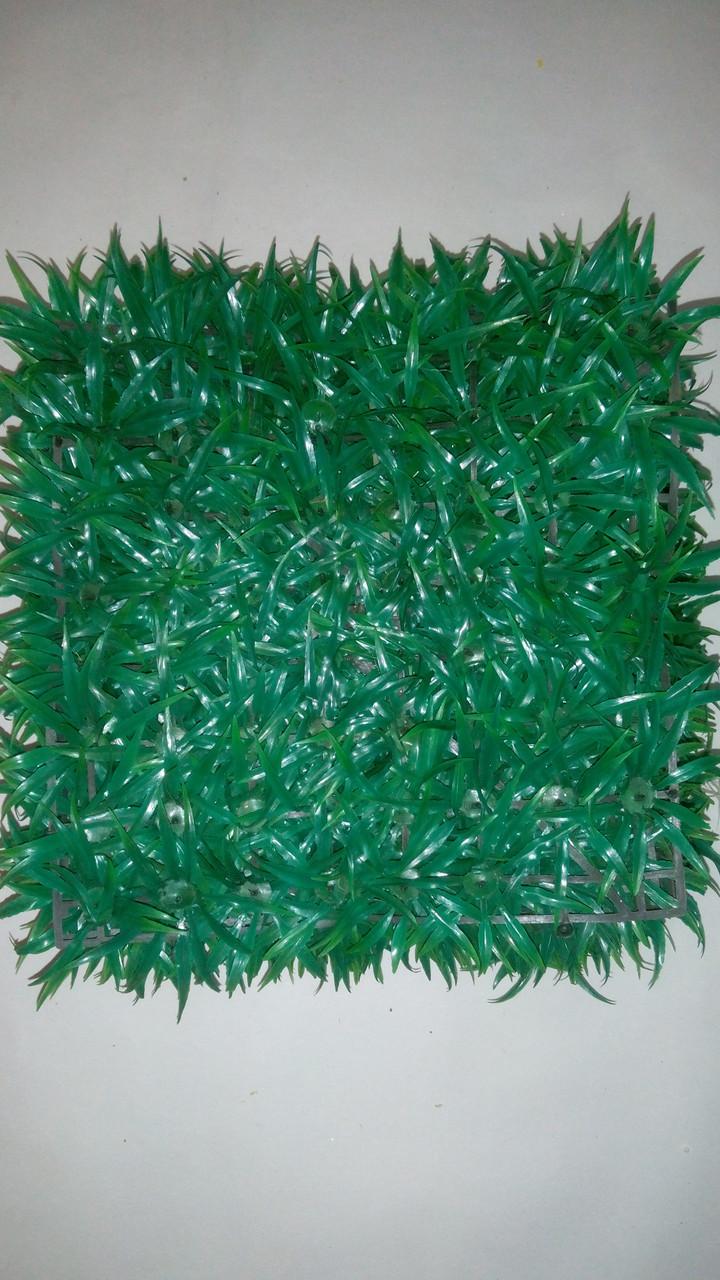 Газонная трава.Коврик искусственный.