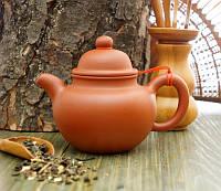 Чайник глиняный Исин #4
