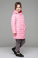 Плащ детский Никса, куртка удлиненная р-ры 116, 122, 128,  146, 152, 158, ТМ NUI VERY