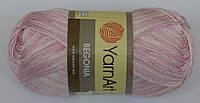 Пряжа YarnArt Begonia 3051