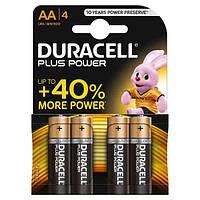 Duracell Plus Power батарейка AA, 4 шт.