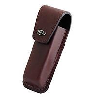 Чехол кожаный XL (КОРИЧН) -A для складных многофункциональных ножей