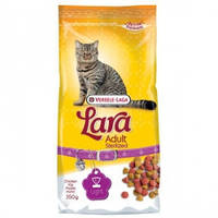 Сухой корм ЛАРА (Lara) СТЕРИЛИЗЕД облегченный корм для кастрированных котов и стерилизованных кошек, 10кг