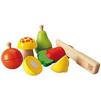Набор овощей и фруктов Plan Тoys