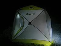 Зимняя палатка Лотос «LOTOS Cube Professional»