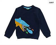 """Кофта """"Акула"""" для мальчика. 1-2;  5-6 лет"""