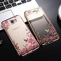 TPU чехол для Samsung Galaxy J5 Prime G570f (прайм) (2 цвета)
