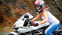 Пробное занятие вождения мотоцикла
