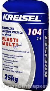 Клей для плитки ELASTI MULTI 104