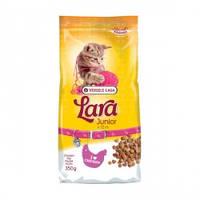 Сухой корм для котят Lara Junior ЛАРА ДЖУНИОР, 350г
