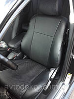 Чехлы из экокожи или ткани Citroen C4 Aircross.