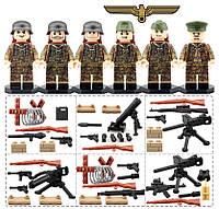 Отряд Немецких штурмовых Войск, World of War II.