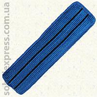 Мочалка «Бапутекс» двухстороняя с верёвочными ручками. Синтетика и хлопок