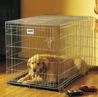 Клетка для собак Savic ДОГ РЕЗИДЕНС (Dog Residence), цинк 107*71*81см