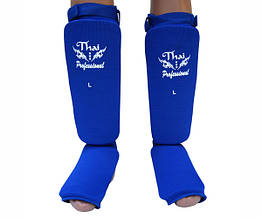 Защита ног (Чулки) Thai Professional SG5 Синяя