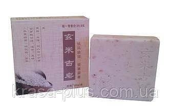 Мыло с коричневым рисом