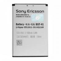 Аккумулятор Sony-Ericsson BST-41 Original