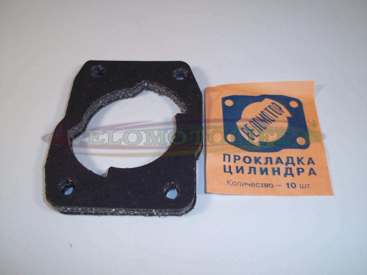 Прокладка цилиндра Веломотор