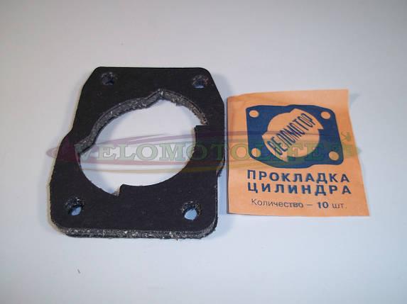 Прокладка цилиндра Веломотор, фото 2