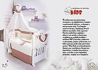 """Детская постель в кроватку """"MIMIKIDS"""" Winny 8 ел"""