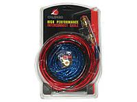 Установочный набор кабелей PKG-66/GL-899 для сабвуфера /2-кан, усилителя Акустический провод
