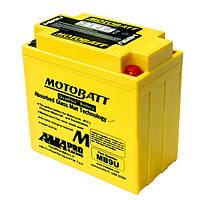 Motobatt MB9U Мото акумулятор 11 А/ч, 140 А, (+/-)(-/+), 136x76x133 мм