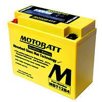 Motobatt MBT12B4 Мото акумулятор 11 А/ч, 150 А, (+/-), 150x70 x130 мм