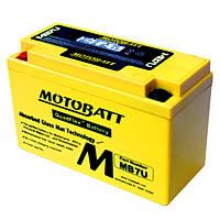 Motobatt MB7U Мото акумулятор 6,5 А/ч, 100 А, (+/-), 151x65x94 мм