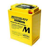 Motobatt MBTX14AU Мото акумулятор 16 A/ч, 210 А,(+/-)(-/+), 135x90x168 мм