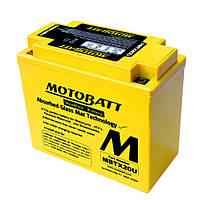 Motobatt MBTX20U Мото акумулятор 21 A/ч, 310 A, (+/-)(-/+), 175x87x155 мм