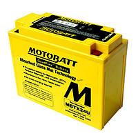 Motobatt MBTX24U Мото акумулятор 25 A/ч, 300 А, (+/-)(-/+), 205x87x162 мм