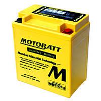 Motobatt MBTX7U Мото акумулятор 8 A/ч, 115 A, (-/+), 114x70x128 мм