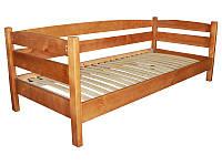 Кровать деревянная Нота 2 из массива сосны
