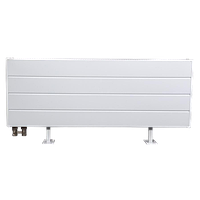 Стальной панельный радиатор (нижнее подключение) СРП-2 1600