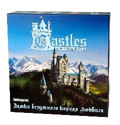 Настольная Игра Crowd Games Замки безумного короля Людвига (4680287005811)
