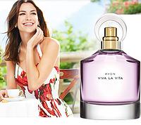 Парфумна вода Avon Viva la Vita, 50 мл