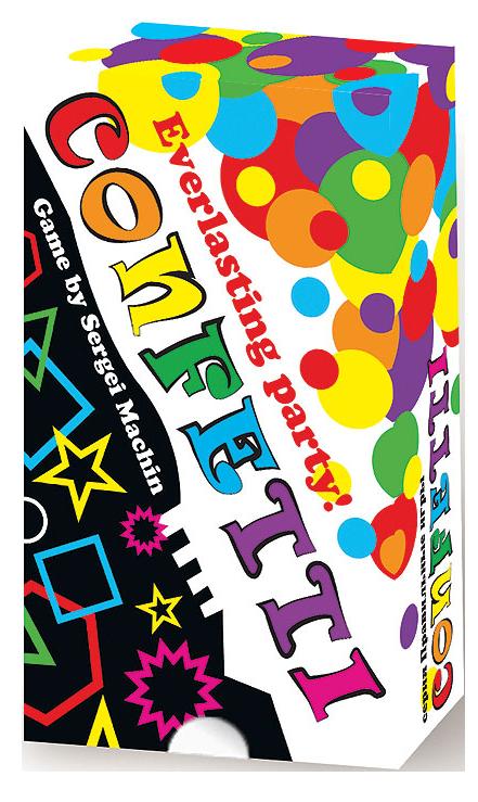 Confetti. Everlasting Party!