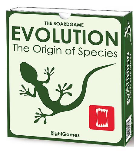 Evolution. The Origin of Species