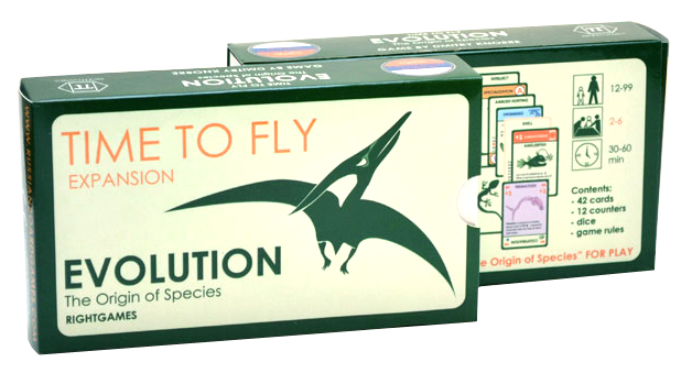 Evolution. Time to Fly (expansion)
