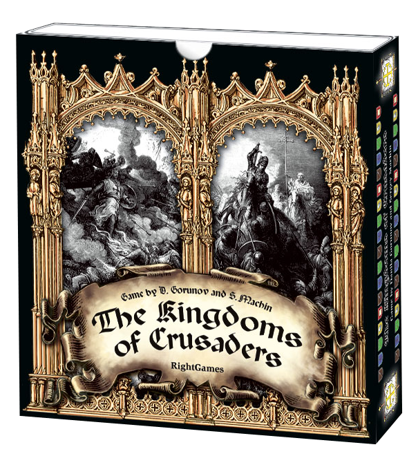 The Kingdom of Crusaders