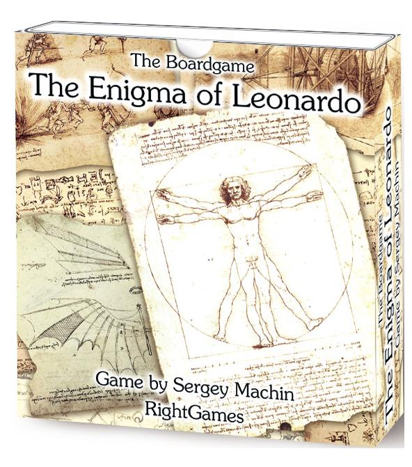 The Enigma of Leonardo