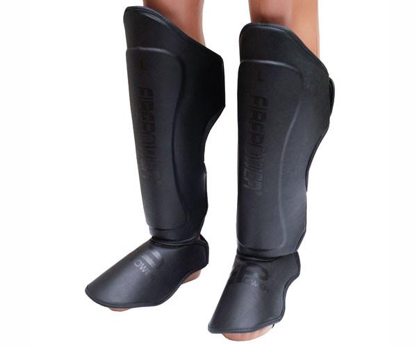 Защита ног (Щитки) Firepower FPSG8 Черные матовые