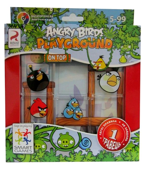 Енгрі Бердз он Топ (Angry Birds On Top)