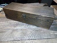 Шкатулка для вина ( дуб ) , фото 1