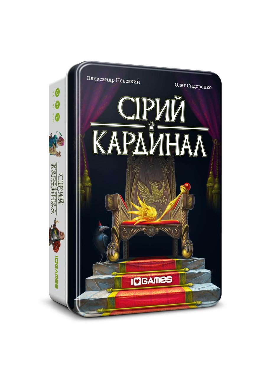 Настольная Игра IGames Сірий Кардинал (4820166180073)