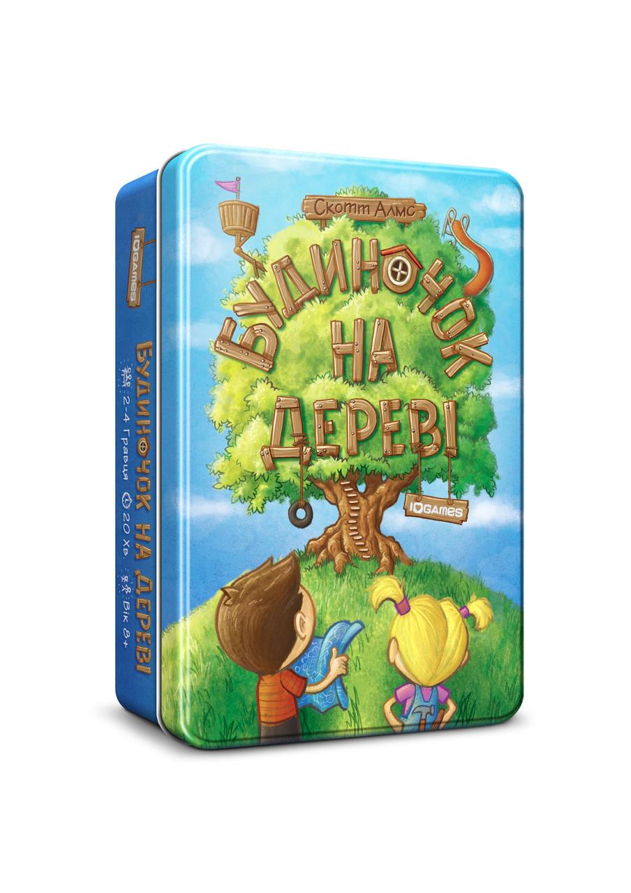 Настольная Игра IGames Будиночок на дереві (4820166180059)