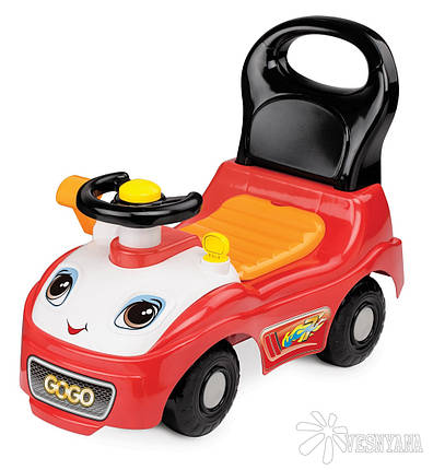 "Игрушка Weina машина-каталка ""Маленький принц"" (2148), фото 2"